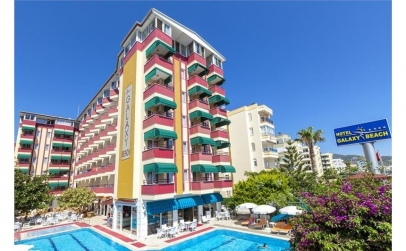 Antalya -  Galaxy Beach Hotel 4*