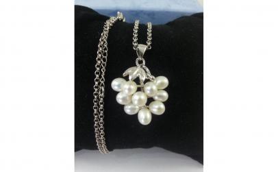 Colier Mallorca cu perle