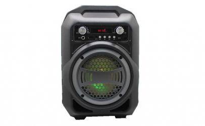 Boxa Bluetooth BS-12, microfon cadou, ra