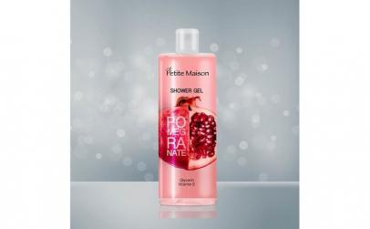 Gel de duș Petite Maison Pomegranate,