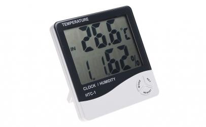 Set 2 produse - Ceas digital cu senzor