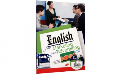 English for Marketing & Advertising + CD