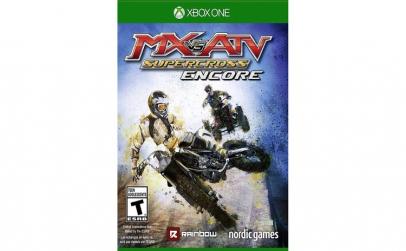 Joc MX VS. ATV SUPERCROSS ENCORE EDITION
