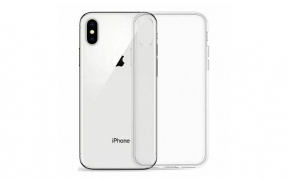 Husa transparenta de protectie iPhone X