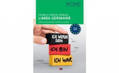 Forme si timpuri verbale - limba germana