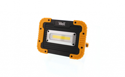 Proiector LED portabil cu baterie 4xAA