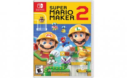Joc Super Mario Maker 2 pentru Nintendo