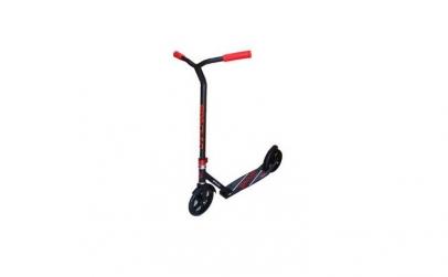 Trotineta Stunt Scooter rosu cu negru