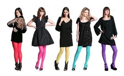 Set 3 bucati dress colorat