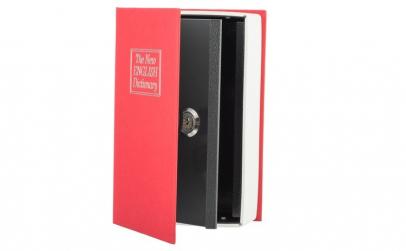 Seif model dictionar carte Soundvox™,