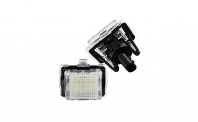 Set Lampi LED numar Mercedes SLK