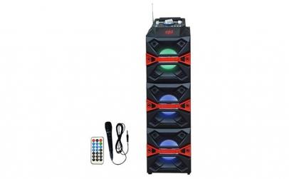 Boxa portabila, karaoke