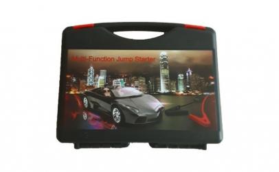 Kit Jump Starter, baterie externa 15000