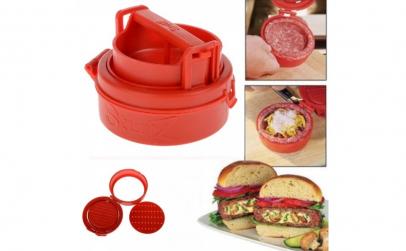 Presa manuala pentru hamburgeri
