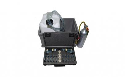 Dispozitiv curatat sistem climatizare