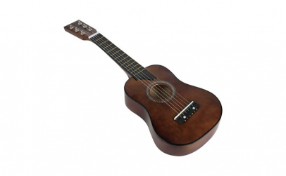 Chitara pentru copii, clasica, lemn,