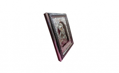 Icoana Maica Domnului cu pruncul, 25 cm,