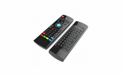 Telecomanda SmartTV, Wireless, Air Mouse