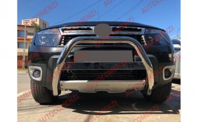Bullbar inox Dacia Duster 2010-->2017