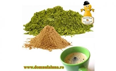 Slabesti usor cu Cafea Verde cu Ghimbir