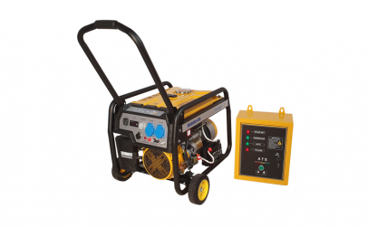 Stager FD 3600E+ATS generator open-frame