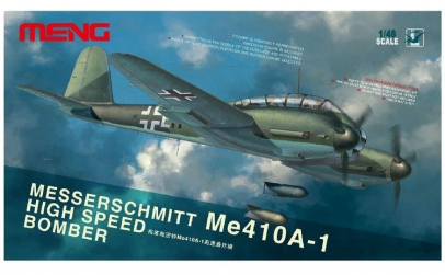 1:48 Messerschmitt Me 410A-1 High Speed