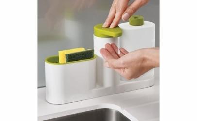 Dozator sapun Bucatarie + LED WC