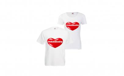 Set tricouri cuplu Valentine's Day