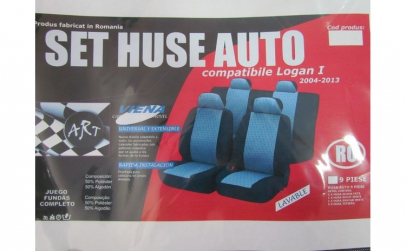 Husa auto compatibile DUSTER 2008->
