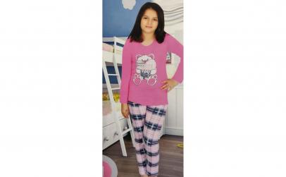 Pijama bumbac pentru fete
