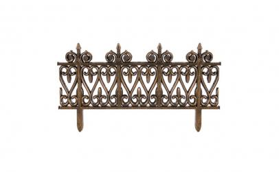 Set 5 bucati Gard decorativ pentru