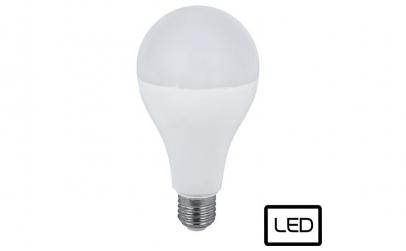 Bec LED E27 cu lumina rece 10W
