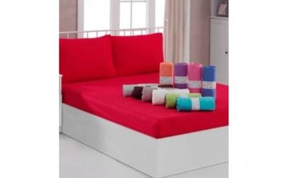 2 x Cearceaf de pat cu elastic