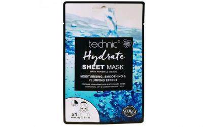 Masca Hidratanta cu Acid Hialuronic