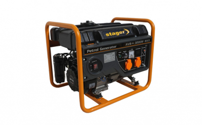 Stager GG 3400 generator open-frame