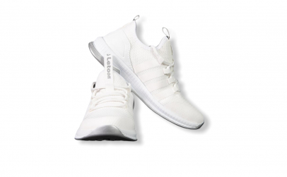 Sneakers Letoon Alb Unisex