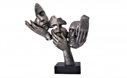 Statueta Malooki - Fete cuplu