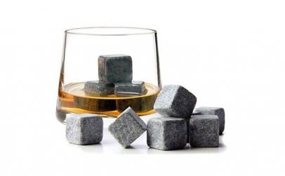 Set 9 pietre de gheata pentru whisky