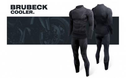 Pantaloni termoactiv BRUBECK COOLER NEW