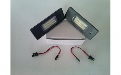 Set Lampi LED numar MINI Cooper R55 2007
