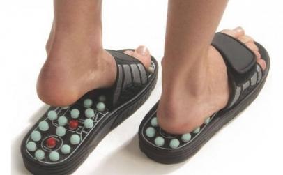 Papuci de reflexoterapie