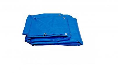 Prelata albastra impermeabila 3x4 m