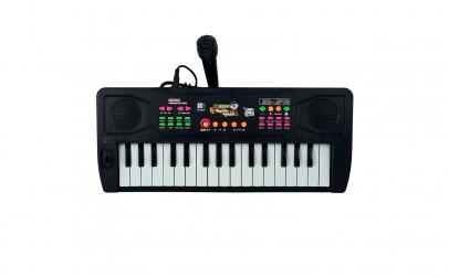 Orga pian muzicala negru 37 clape