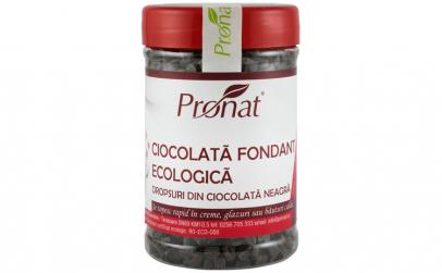 Ciocolata fondant BIO 180 g
