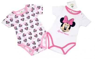 Set body , 2 buc. multicolor Disney,