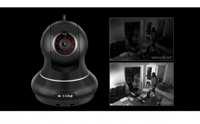 Camera Wireless cu difuzor si microfon