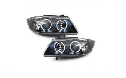 Set 2 faruri compatibil cu BMW Seria 3