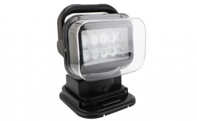 Proiector LED Rotativ Wireless 50W,