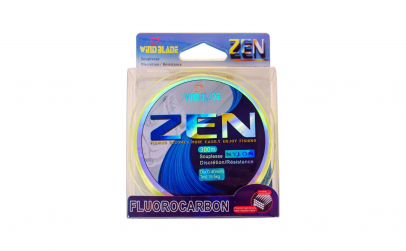 Fir monofilament fluorocarbon Zen