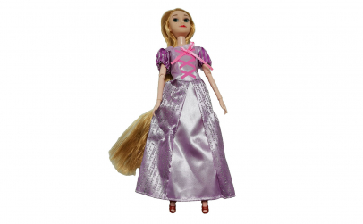 Papusa Rapunzel cu articulatii mobile